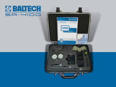 BALTECH SA-4100 shaft alignment system with dial indicators