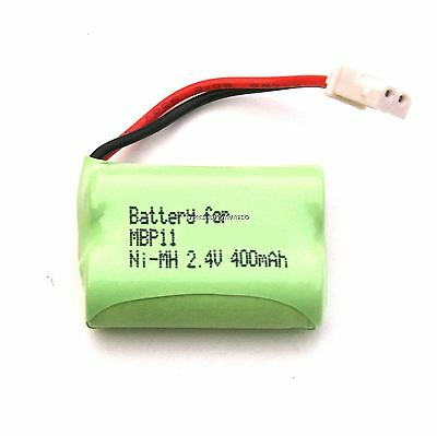 Motorola MBP11 Baby Monitor Batteria Ricaricabile Confezione BY1131 2.4 V 400mAh