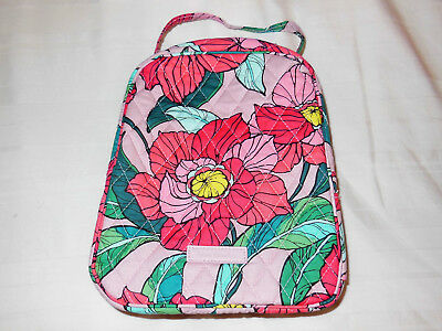 NWT VERA BRADLEY LUNCH BUNCH in VINTAGE FLORAL aka Let s Do Lunch 14313-K26 15bb9c5ac48c6