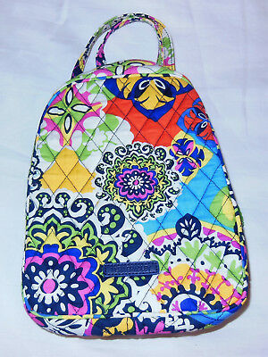NWT VERA BRADLEY LUNCH BUNCH in BLANCO BOUQUET aka Let s Do Lunch ... 9cd63d6838e36