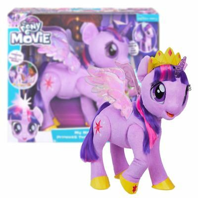 New My Little Pony Movie My Magical Princess Twilight Sparkle Doll Official