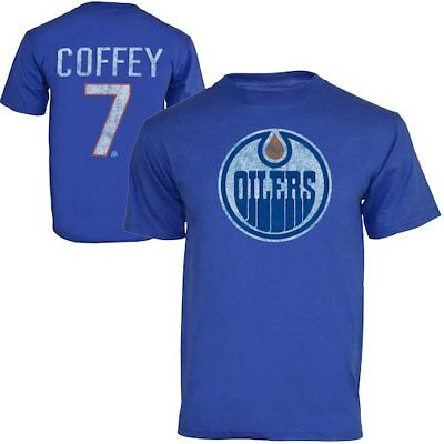 63e00be6a45c Old Time Hockey Paul Coffey Edmonton Oilers Alumni Player Vintage Heathered