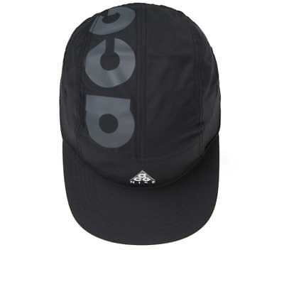 NIKE ACG DRY AW84 Cap - BRAND NEW - AO2104-010 Lab Grey 5 Panel Hat ... b3bf613ce11
