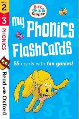 Read with Oxford: Stages 2-3: Biff, Chip and Kipper: My Phonics... 9780192764355