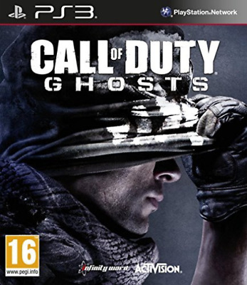 Playstation 3-Call of duty - Ghosts - GAME NEW