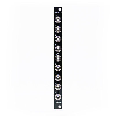 TAKAAB S-MULTI - Passive Multiple Eurorack Module (Switched dual or single) 2HP