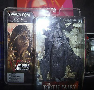 Movie Maniacs Serie 5 The Tooth Fairy Figur NEU&OVP