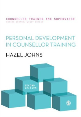 Johns, Hazel-Personal Development In Counsellor Training BOOK NEW