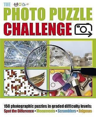 The Photo Puzzle Challenge by Tim Dedopulos (Paperback) Spot the Difference etc