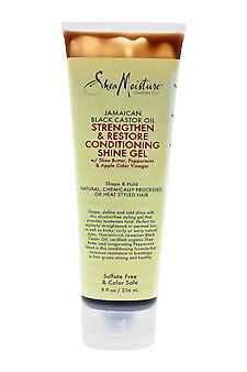 Jamaican Black Castor Oil Strengthen & Grow Conditioning Shine Gel , Shea Moistu