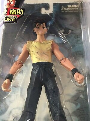 "YUSUKE Action figure IF LABS Yu Yu Hakusho ""Ghost Files"" ANIME NEW IN BOX Rare**"
