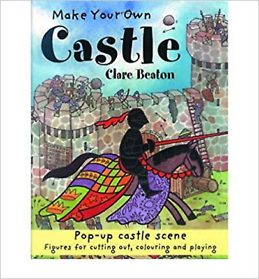 Make Your Own Pop-Up Castle