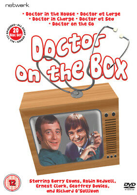Doctor On the Box DVD (2018) Barry Evans ***NEW***