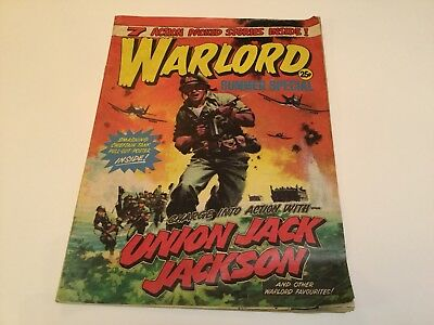 Warlord Comic Summer Special 1979