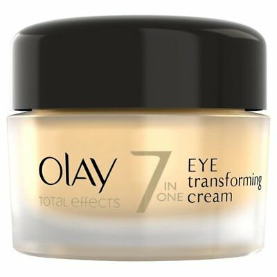 Olay Total Effects 7-in-1 Anti Aging Transforming Eye Cream 0.5 oz (Unboxed)