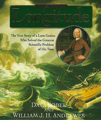 The Illustrated Longitude: Illustrated Edition, Sobel, Dava, Very Good Book