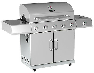 CHANT KITCHEN EQUIPMENT LTD 5-Burner Gas Grill BG2615B