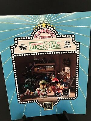 Lucy & Me/Lucy Rigg 1991 Enesco Gift Gallery Catalog; FREE PRIORITY SHIPPING!!