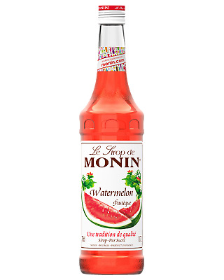 Monin Watermelon Syrup 700mL Other Drinks