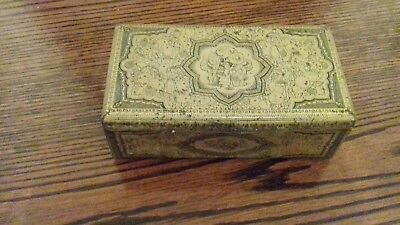 Antique Metal Box