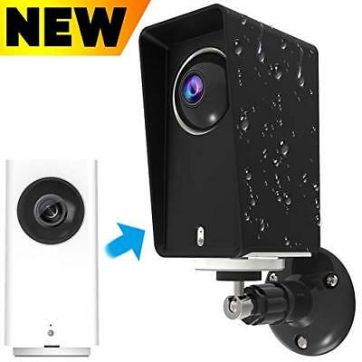 Wyze Cam Pan Protective Case with Wall Mount Bracket Weather Proof Adjustable