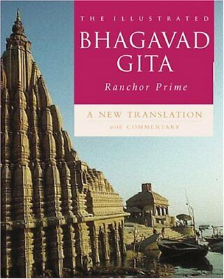 The Illustrated Bhagavad Gita Book The Cheap Fast Free Post