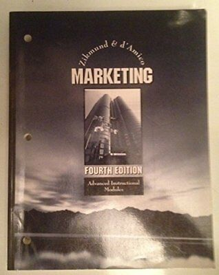 Marketing by D'Amico, Michael Hardback Book The Cheap Fast Free Post