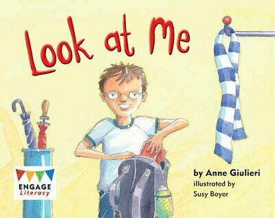 Look at Me (Engage Literacy Pink) by Giulieri, Anne Book The Cheap Fast Free