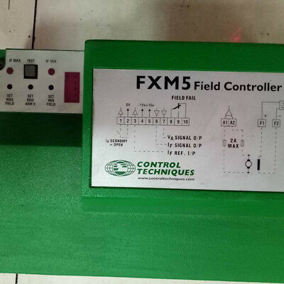 1pc Used tested work FXM5 10A-20A Excitation Controller