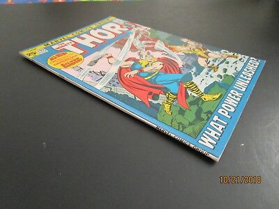 Thor #193 Featuring The Silver Surfer, BEAUTIFUL HIGHER GRADE GEM