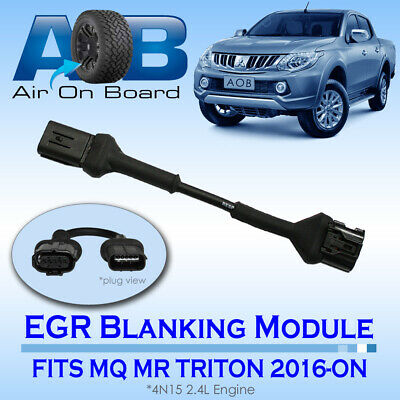 EGR 003 Blanking Module for Mitsubishi Triton MQ MR 4N15 2.4L Engine 2016 - On