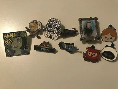 Disney pin lot of 10