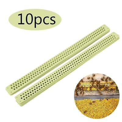 10 Pcs Bee Pollen Trap Collector For Beehive Beekeeping Pickup Available Tool