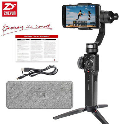 Zhiyun Smooth 4 3-Axis Handheld Smartphone Gimbal Stabilizer for iPhone Samsung