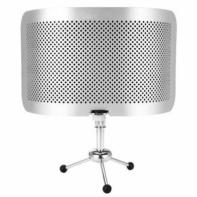 Alctron Microphone Acoustic Isolation Shield Absorber Filter Vocal Wind Screen