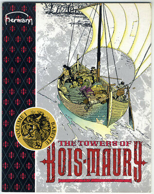 Towers of Bois-Maury Volume 1: Babette, by Hermann, English language
