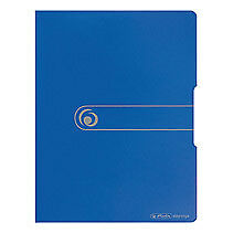 Herlitz 11207347 11207347 presentation display book 20 pockets A4 PP-Folie -
