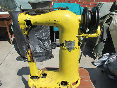 Leather Sewing Machine Industrial  Puritan Os High Post -- Local Pick Up