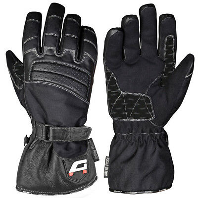 Akito Metro Motorcycle Waterproof Thermal Winter Warm Protective Gloves All Size