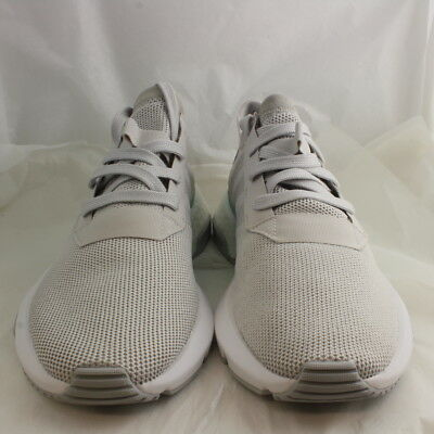 new product 71d3d 23ccf Mens Adidas Grey Textile Lace Up Trainers Size UK 7  Ex-Display