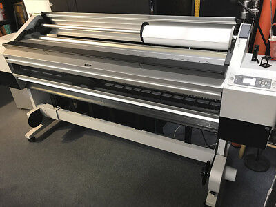 "Epson Stylus Pro 11880 64"" Large Format Inkjet Printer with Ink & Extra Spool"