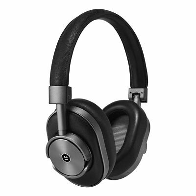 Master & Dynamic Mw60G1 Auricular Inalámbrico Gunmetal / Black Leather Nueva