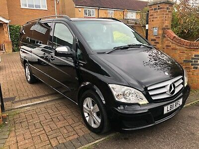 2011  Mercedes-Benz Viano 3.0 CDI Ambiente Extra Long MPV 5dr 8 SEATER