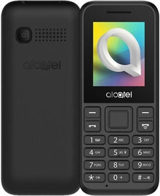 Alcatel 1066 Mobile Phone - Black - Brand New in box - EE - Simple cellphone