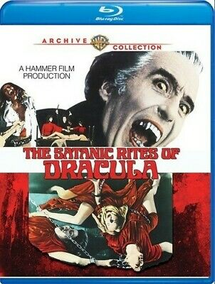 The Satanic Rites Of Dracula [New Blu-ray] Manufactured On Demand