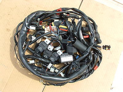 Aprilia Scarabeo 250 Ie Electrical Harness Good Condition