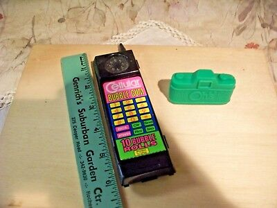 "Cell Phone Candy Container- 1980's And Htf ""oh's"" Cereal Promo Camera- Used"