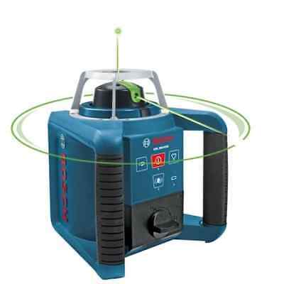 Bosch GRL300HVG Self-Leveling Green Rotary Laser with Layout Beam