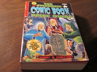 The Official Overstreet Comic Book Price Guide 30th B Edition Pricing Catalog