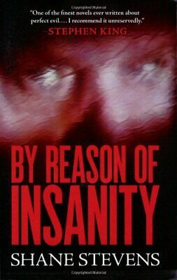 By Reason of Insanity (Rediscovered Classics) by Stephens, Shane Book The Cheap